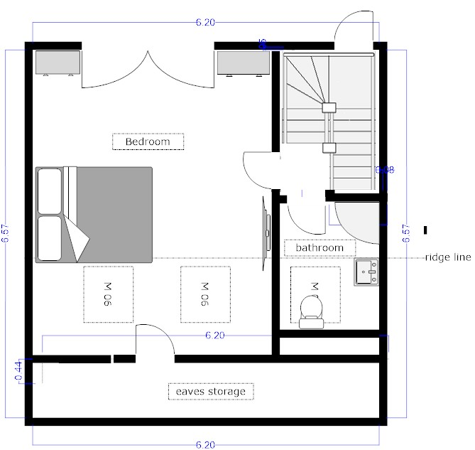 attic bedroom conversion ideas - Considering a Loft Conversion Valley Loft Conversions
